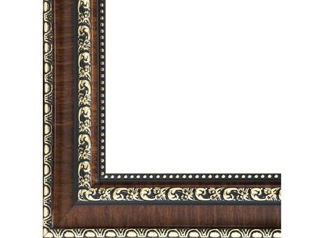 Багетная рама 2203-BB Donna (т.коричневый) (для работ размером 40*50 см)