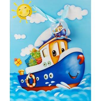 """1029-SB Пакет """"Кораблик"""""""
