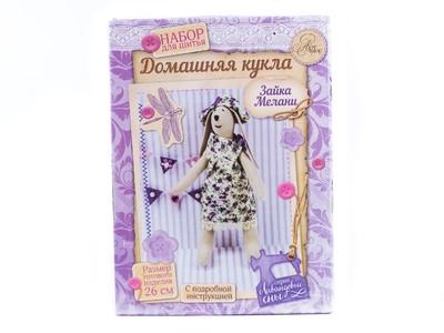 "82960 Набор для шитья ""Тильда"" (Домашняя кукла ""Зайка Мелани"")"