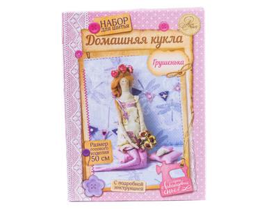 """82961 Набор для шитья """"Тильда"""" (Домашняя кукла """"Грушенька"""")"""