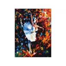 """3031-CS Картина по номерам """"Танец души"""" (29,5х39,5 см) на картоне"""