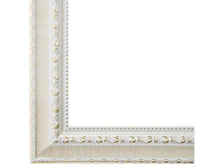 Багетная рама 1071-BL Donna (серебряный) (для работ размером 30*40 см)