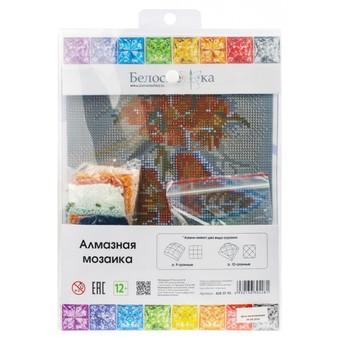 "428-ST-PS Алмазная мозаика в пакете ""Бабочка"" (20х25 см)"
