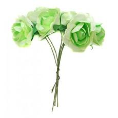 """4552-SB Набор цветов """"Бальзамин светло-зеленый"""" (12 шт)"""
