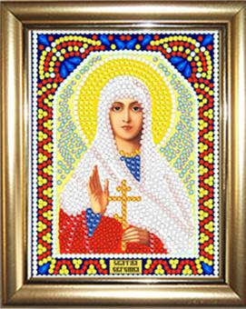 """ИМРА-033 Алмазная мозаика """"Евгения"""" (12х15 см) с рамкой"""