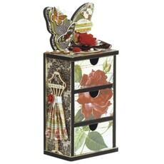 Шкафчик с ящичками
