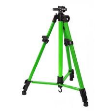 Мольберт телескопический тренога металлический (зеленый) 69-BS