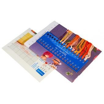 """7050-3D Набор для 3D вышивки """"Украшение стола"""" (56х69 см)"""