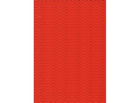 """039-SB Набор гофрированной бумаги """"Шесть цветов"""""""