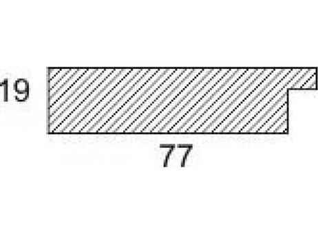 Багетная рама 1165-BL Lisa (белый) (для работ размером 30*40 см)