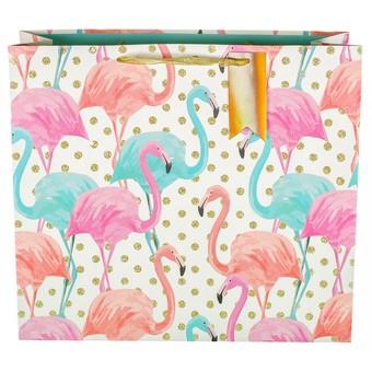 """1712-SB Пакет """"Розовый фламинго"""""""