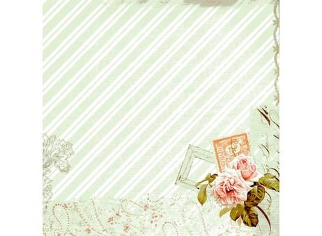"""080-SB Набор бумаги """"Вальс цветов"""""""