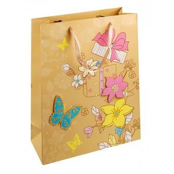 "1701-SB Пакет ""Изумрудная бабочка"""