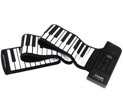 Полноразмерное сворачивающееся пианино BeatHoven, 88 клавиш