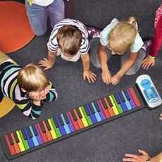 Детское сворачивающееся пианино BeatHoven